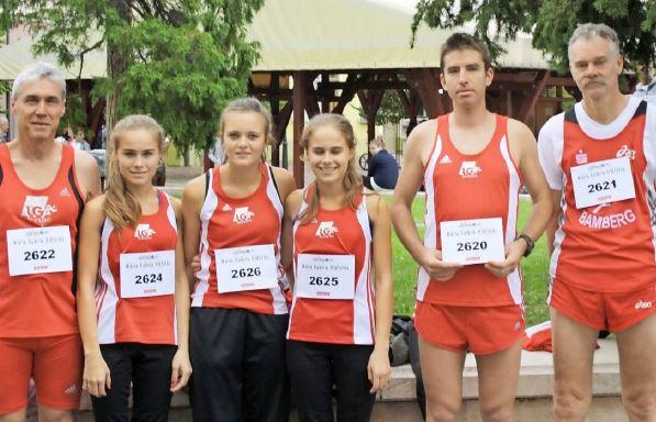 Leichtathletikgemeinschaft Bamberg - 2014 Homepage bis